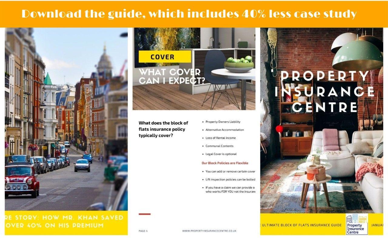 block of flats insurance pdf guide uk