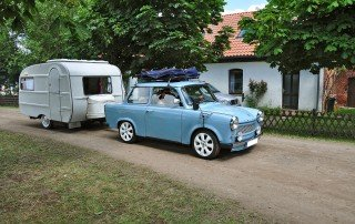 Save Money on Caravan Insurance